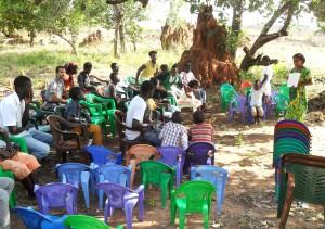Missão em Guiné Bissau