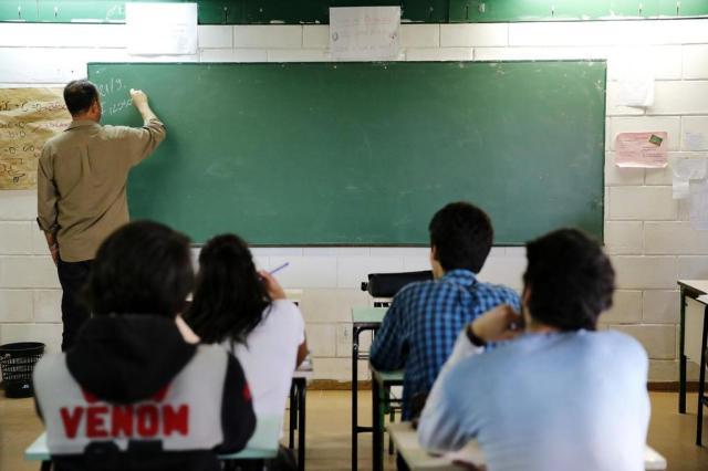 Ensino Médio deve ter currículo flexível e carga horária maior Mateus Bruxel/Agencia RBS Foto: Mateus Bruxel / Agencia RBS