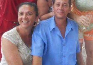 Antônio Ramos de Oliveira foi preso após matar a ex-esposa a facadas