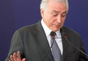 Carimbado de corrupto pela Polícia Federal e prestes a ser denunciado ao Supremo Tribunal Federal, Michel Temer tem aprovação de apenas 7% da população