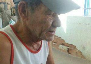 Laurindo Ornelas, de 71 anos, foi uma das vítimas do grave acidente