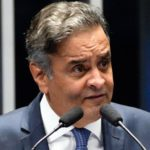 O Senador do PSDB Aécio Neves