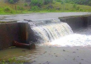 Represa no Córrego Socorro