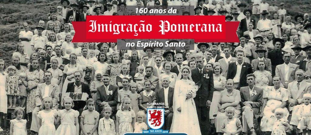 Pomeranos do ES celebram 160 anos da imigração para o